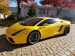 2004 lamborghini gallardo base coupe 2 door 04 gallardo must