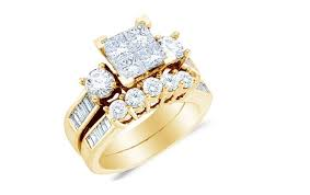 bridal gold rings beautiful gold wedding rings for women rikof