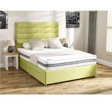 Divan Bed Set Mammoth Performance Pocket1600 5 King Size Divan Bed Set