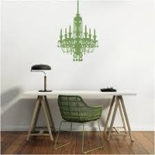 Chandelier Wall Decal Stunning Chandelier Decals Stickers High Style Wall Decals Wall