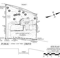 construction site plan lot subdivision plans definitive subdivision plans anr plans