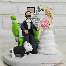 dr who wedding cake topper dentist doctor custom wedding cake topper decoration gift