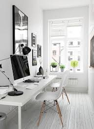 Office Space Interior Design Ideas Best 25 Small Office Design Ideas On Pinterest Pink Study Desks