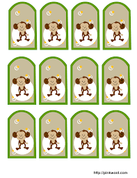 image detail for free printable jungle safari themed baby