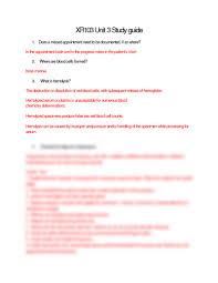 xr103 unit 3 study guide key rtf radiography xr103 with mc coy