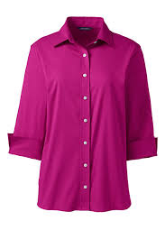 lands end blouses dressy tops womens stretch shirts blouses