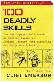 100 deadly skills the seal operative u0027s guide to eluding pursuers
