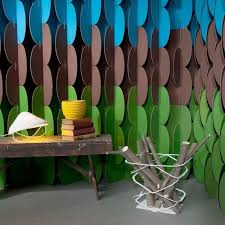 simple beauty of diy cardboard decorative screens and room dividers