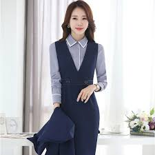 styles of work suites formal uniform styles 2018 spring autumn professional business women