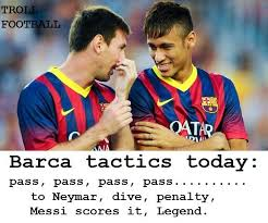 Barca Memes - 5 barcelona memes that will burn barca fans more than chions