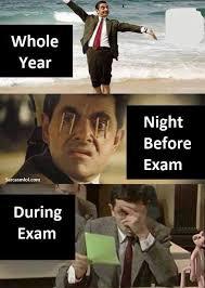Exam Memes - 10 hilarious exam memes as end of sem exams begin k u comrades forum