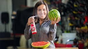 Upholstery Freshener Chemical Guys Fresh Slice Watermelon Premium Air Freshener