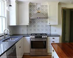 images of kitchen tile backsplashes cement tile backsplash do it yourself hill house