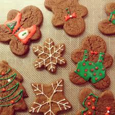 french christmas cookies christmas lights decoration