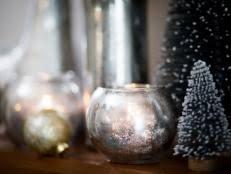How To Make A Mercury Glass Vase Easily Make Your Own Mercury Glass Votives Hgtv