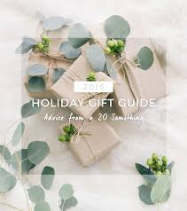 gifts for her advice from a 20 something