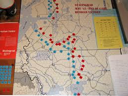 Stalingrad On Map New Kindle Wargaming Book On Ah Game