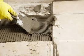 Laying Ceramic Floor Tile How To Lay Ceramic Floor Tile In Bathroom Thefloors Co