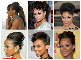 1920s hairstyles for black women 1920s african american hairstyles gorgeous special occasion