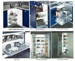 modern kitchen design 3d frosted glass kitchen cabinet doors