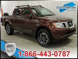 frontier nissan 2016 new 2016 nissan frontier pro 4x leather package for sale in red