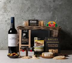 wine and cheese basket cheese and wine gift basket