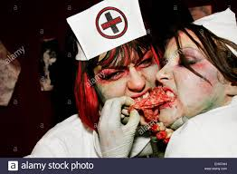 scary nurses at the last tuesday society u0027s u0027 a danse macabre