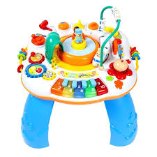 wooden activity table for play table for free shipping letter train and piano