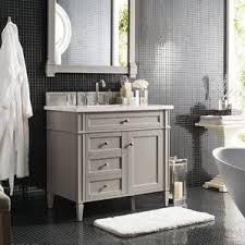 narrow depth bathroom vanity wayfair