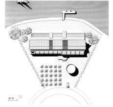 house site plan neugebauer house u2013 richard meier u0026 partners architects