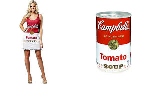 Sexy Halloween Meme - cbell s tomato soup top five sexy halloween costumes for
