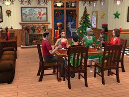 the sims 2 holiday party pack the sims wiki fandom powered by