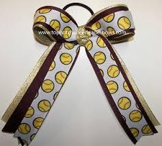 softball hair bows bulk softball maroon gold ponytail holder bow maroon softball