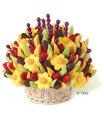 edibles fruit baskets edible arrangements fan mail