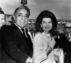Kennedy Jacqueline A Look Back At Jacqueline Kennedy Onassis And Aristotle Onassis U0027s