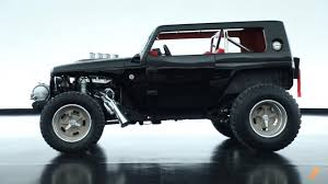 concept jeep truck jeep brings 7 outrageous concepts to 51st annual moab easter jeep