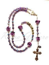 How To Make Magnetic Jewelry - how to make rosary beads rosary beads beads and tutorials