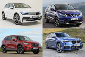 nissan qashqai honest john new crossover comparison vw tiguan vs nissan qashqai and rivals