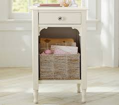 antique white furniture pottery barn kids