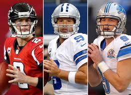 tony romo matthew stafford matt a tale of 3 quarterbacks