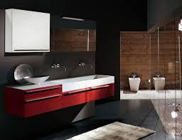 Bathroom With Black Walls Extraordinary Black Walls Modern Designer Furniture And Sofas
