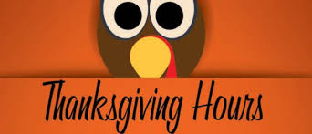 thanksgiving hours and reading week athletics recreation