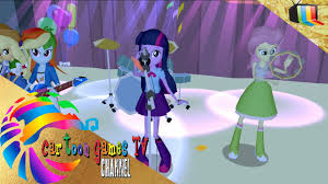equestria girls game pinkie pie is locked in the band room