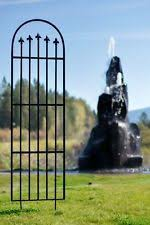 metal wall garden trellises ebay