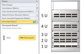 Patch Panel Label Template Excel A Patch Panel That Can Be 1u Bvisual For Interested