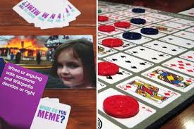Meme Board Game - a board indoor game night for meme lovers lbb mumbai