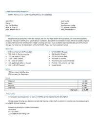 proposal letter sample format 32 sample proposal templates in microsoft word