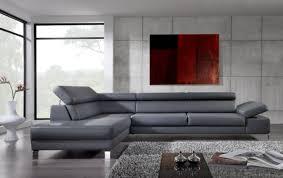 canap cuir gris eblouissant canape d angle cuir conforama design résultat supérieur