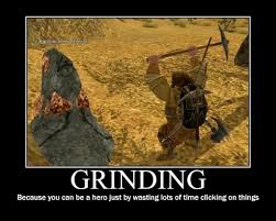 Grinding Meme - the mmo endless grind jinx the game critic