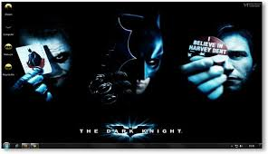 download theme windows 10 keren windows 7 themes the dark knight wallpapers theme for windows